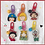 Thumbnail: Móc khóa hoạt hình phong cách Hàn Quốc