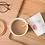 Thumbnail: Bộ 50 ly giấy dùng 1 lần 250ml - LG001