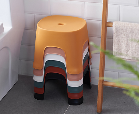 Ghế nhựa basic (có nhiều màu)