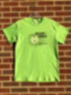 Spittin' Image Green Shirt