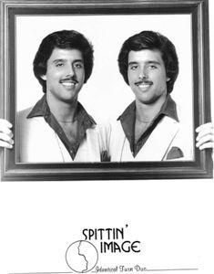 SPITTIN' IMAGE Retro Image