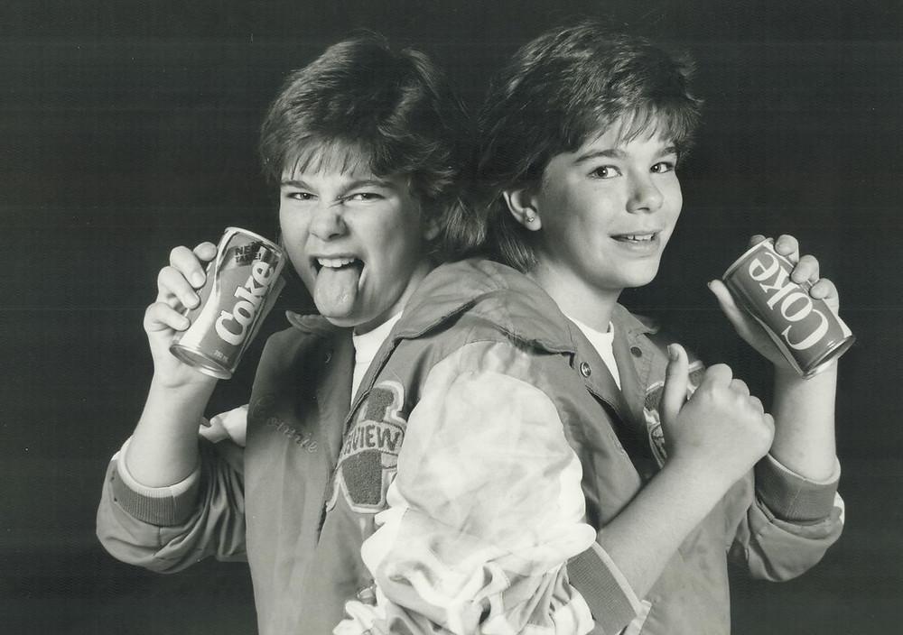"Thất bại ""New Coke"" bất hủ của Coca Cola năm 1985."