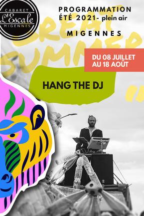 HANG THE DJ [Apéro Dj set]
