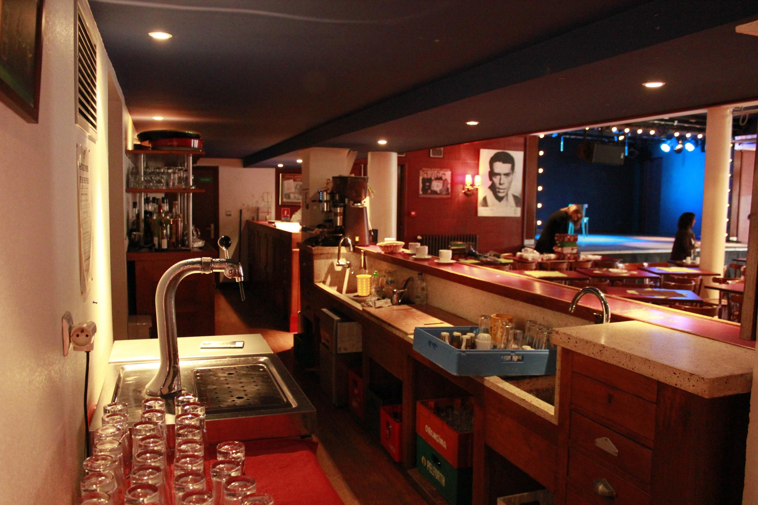 L'Escale côté bar