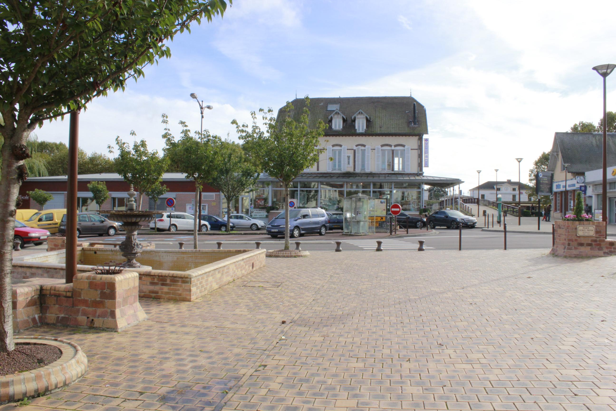 Situation générale (Gare SNCF)