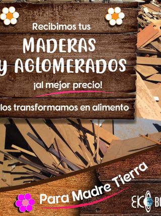 PROMO Recibimos tus maderas y aglomerados al mejor precio