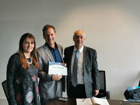 La Corporación Connect Bogotá premió a Ekobojacá por innovación en la sabana.