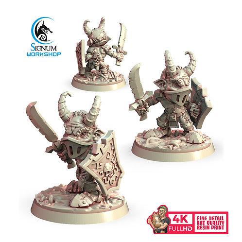 Warrior of Keyrd-dum 4