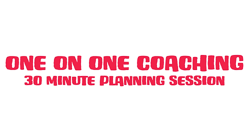 One on One Coaching (30m)