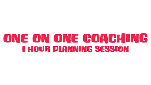 One on One Coaching (1hr)
