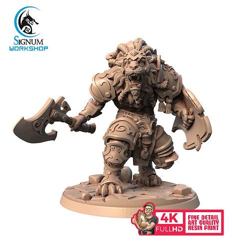 Kojo, the Wanderer Warrior