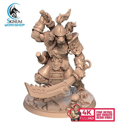Masaru, Lord's Last Warrior