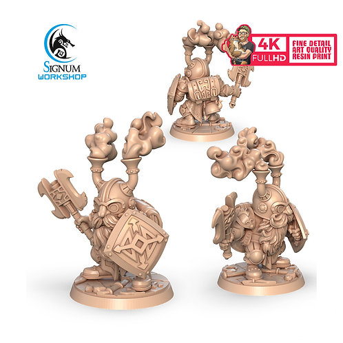 Warrior of Bronze 4