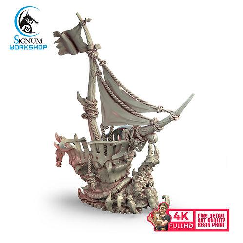 Massash, Abyss Snail Ship