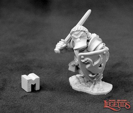Drangus, Duckman Warrior