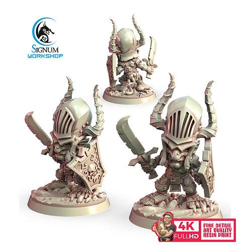 Warrior of Keyrd-dum 3