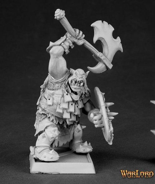 Kavorgh, Black Orc Warlord