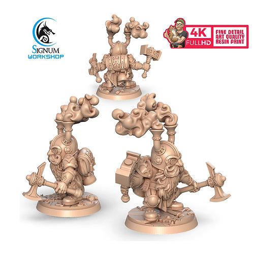 Warrior of Bronze 2