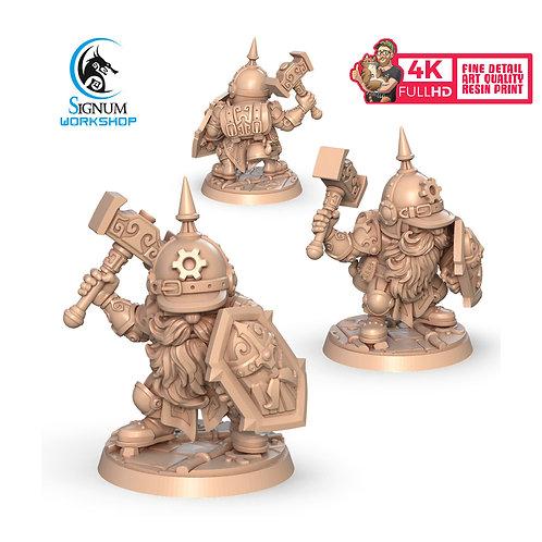 Warrior of Bronze 3