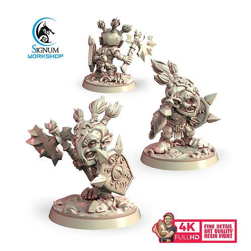 Warrior of Keyrd-dum 1