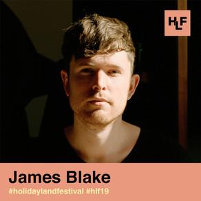 HLF19 TMI 보고서 #2 'James Blake'