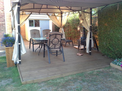 Decking Area 2