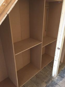 Under-stairs Cupboard