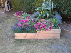 Decking Planter
