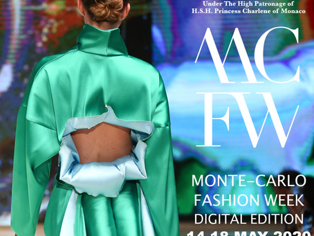 GREAT SUCCESS FOR THE FIRST DIGITAL MONTE-CARLO FASHION WEEK AN ALTERNATIVE AND SUSTAINABLE FASHION