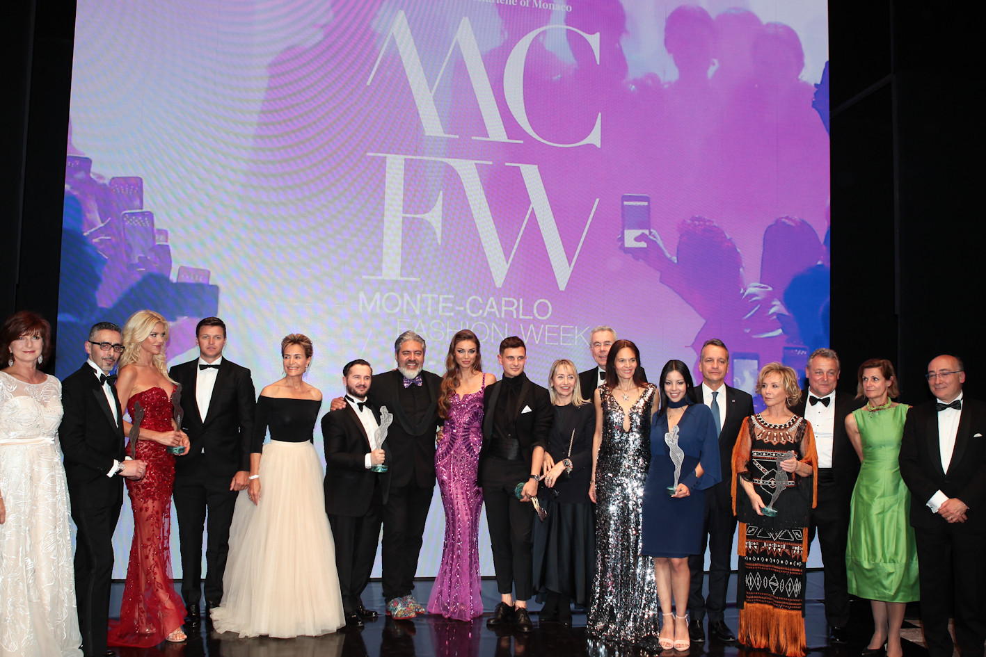 MCFW FASHION AWARDS