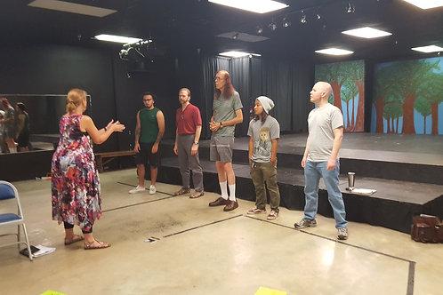 Audition Technique