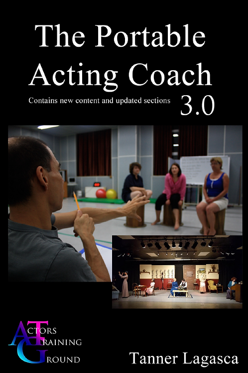 The Portable Acting Coach, 3rd ed.