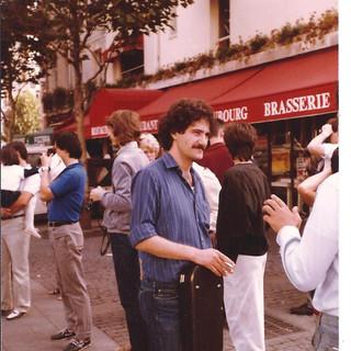 באלדי בפריז 1980