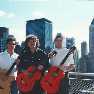 בניו יורק באלדי ושני בניו אדם וברק