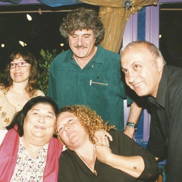 במופע מחווה למרסדס סוסה עם אומנים ישראליים