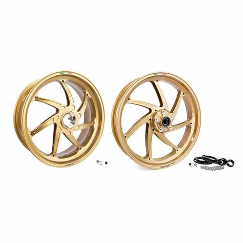 Ducati 1098/1198 Marchesini M7RS Genesi Forged Aluminum Wheel Set