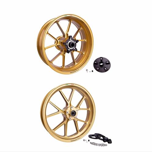 Ducati 749/999 Marchesini M10RS Kompe Forged Aluminum Wheel Set
