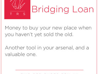 Bridging Finance...how does it work?
