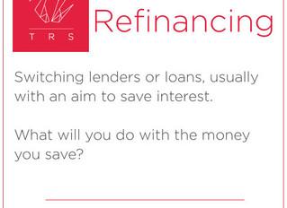 Refinancing...