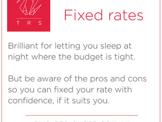 Fixed rate...to fix or not to fix?