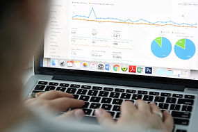 Gathering data to implement changes and make continuous improvements to website, ad campaigns and online marketing efforts.