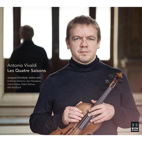 Antonio Vivaldi: Les Quatre Saisons - Jacques Gandard