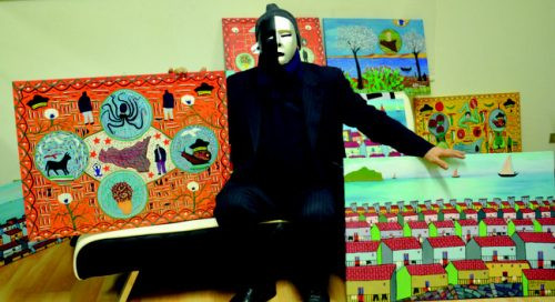 Gaspare Mutolo : quand le 3ème art l'emporte