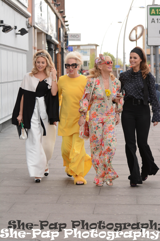 Lidia Bright Debbie Dunwoody, Carol Write, Chloe Lewiss (2)