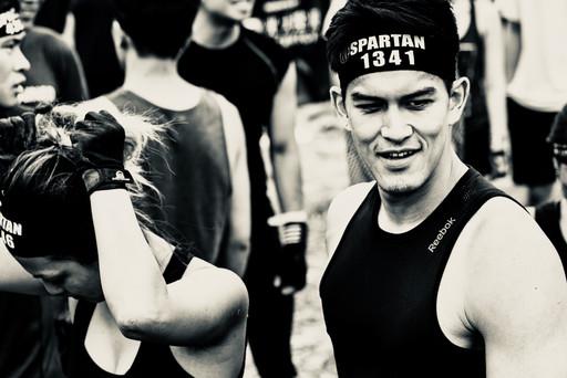 SPARTAN RACE HONG KONG  14 APRIL 2018