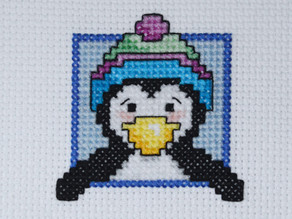 Another little penguin!
