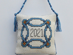 February 2021 subscriber's extra (Celtic Knot Design)