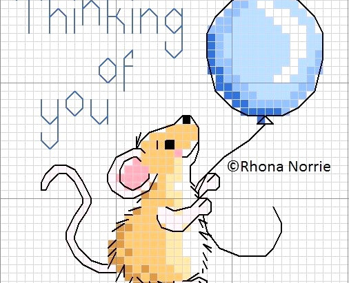 Thinking of you (free chart)
