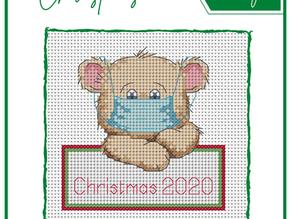 Christmas 2020 (free chart!)