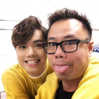 Hins Cheung and JY